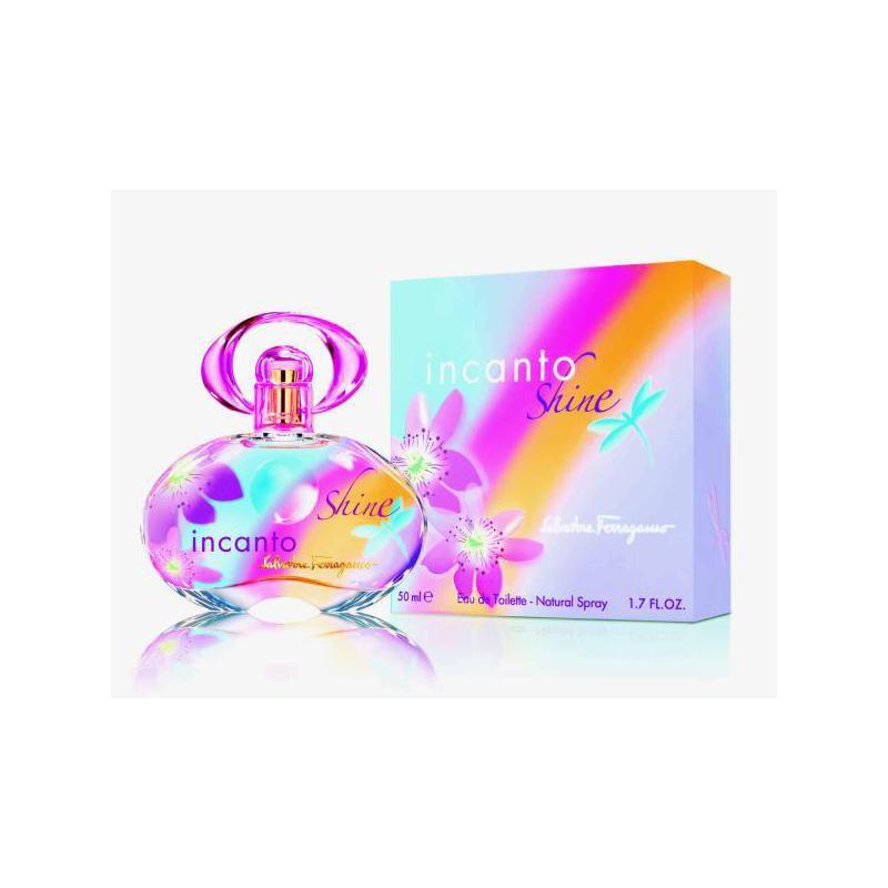 Дамски парфюм Salvatore Ferragamo Incanto Shine EDT 30 ml Salvatore