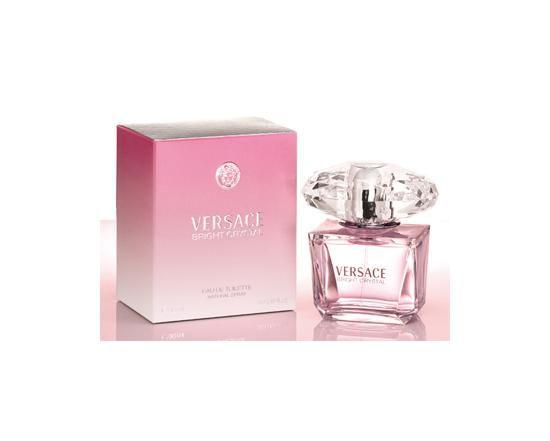 Парфюм Дезодорант Versace Bright Crystal 50 ml VERSACE