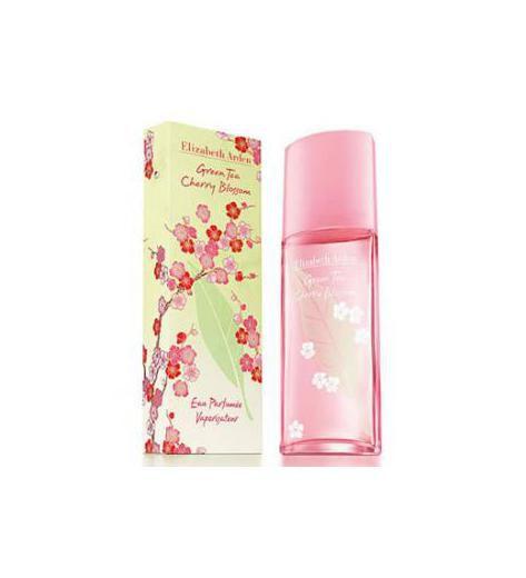 Дамски парфюм Elizabeth Arden Green Tea Cherry Blossom EDT 100 ml