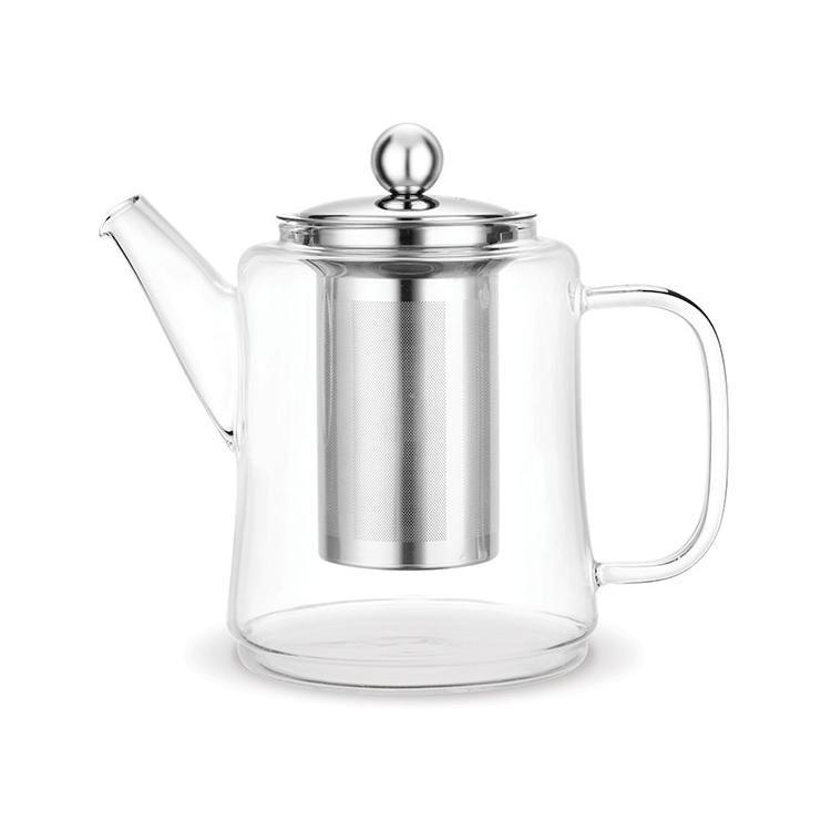 Чайник с цедка Luigi Ferrero FR-8100 BS, 1000 ml Luigi Ferrero