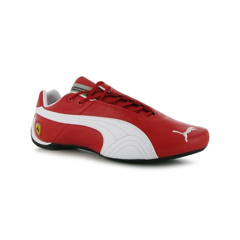 Маратонки Puma Ferrari Cat червени PUMA
